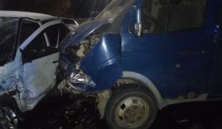 В результате ДТП в Константиновке получили телесные повреждения 4 человека
