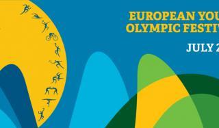 Легкоатлетка из Константиновки выступила на Европейском олимпийском фестивале в Баку