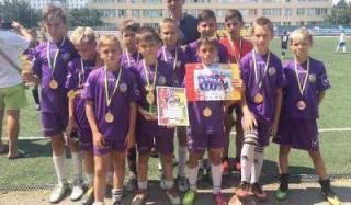 На турнире «Odessa Cup» победили футболисты ДЮСШ «Колос» Константиновского района