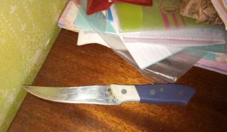 В Константиновке беременная женщина зарезала своего сожителя