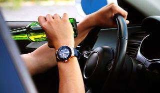С начала года полицейские Константиновки выявили 250 пьяных водителей