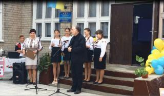 Губернатор посетил Белокузьминовскую школу Константиновского района