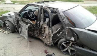 В Константиновке пьяный водитель насмерть сбил пенсионерку