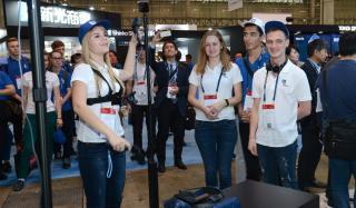 Студенты Донецкой области посетили престижный форум в Японии