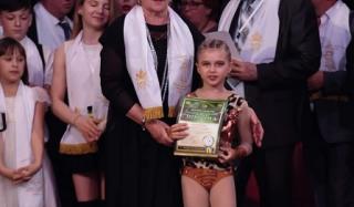 Константиновская «Арена» получила очередную победу на фестивале циркового искусства