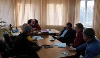 Сергей Давыдов провел телефонную связь с населением города «Горячая линия»
