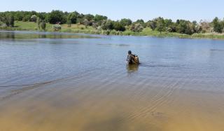В одном из прудов Константиновки утонул 29-летний мужчина