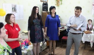 Константиновское городское общество инвалидов «Друг» отметило свое 30-летие