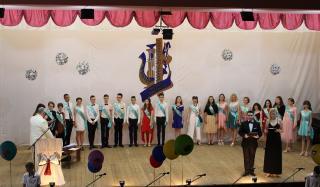 В константиновской школе искусств состоялся Выпускной вечер