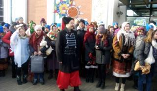 Константиновку посетил «Вертеп-Фест 2018»