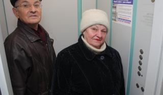 Фонд Бориса Колесникова запустил шесть новых лифтов в многоэтажках Константиновки