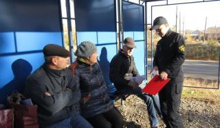 Константиновские спасатели рассказали гражданам, как не допустить возникновения пожаров