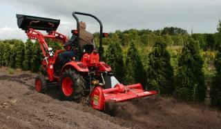 Який мінітрактор краще для сільського господарства