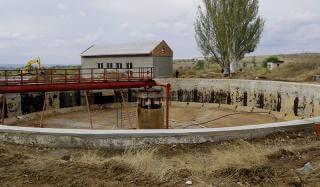 Реконструкция очистных сооружений городской канализации в Константиновке