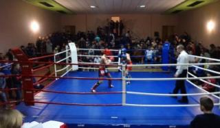 открытый чемпионат Донецкой области по кикбоксингу WAKO