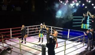 Кикбоксер из Константиновки стал бронзовым призером на «Wizard Open Ring 2018»