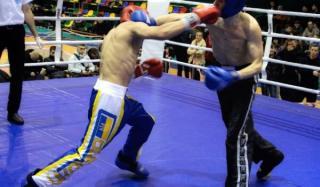 Константиновцы заняли призовые места на чемпионате Украины по кикбоксингу