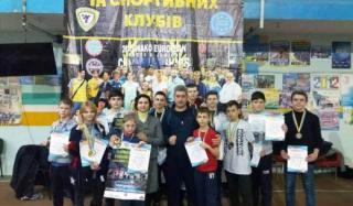 Представители Константиновки взяли призовые места на чемпионате Украины по кикбоксингу