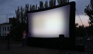 Киносхидци в Константиновке