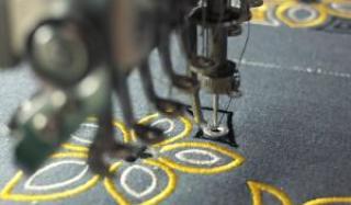 Компьютерная машинная вышивка