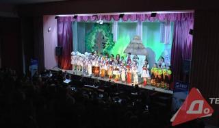 В Константиновке впервые была представлена детская оперная постановка