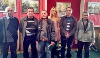 В Константиновком музее открылась выставка местных художников