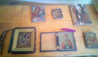 В Константиновку пытались вывезти партию старинных икон