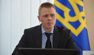 Александр Куць - председатель Донецкой ОГА