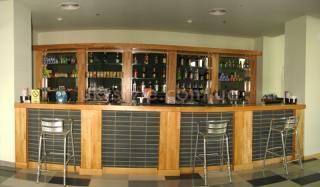 Барная стойка для ресторана Дельтаплан