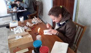 Школьница из Константиновки стала одной из лучших на конкурсе детского творчества