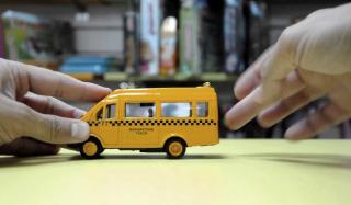 Городские автобусы Константиновки