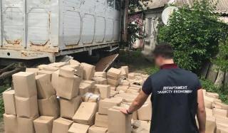 В Константиновке перекрыт межрегиональный канал сбыта фальсифицированного алкоголя