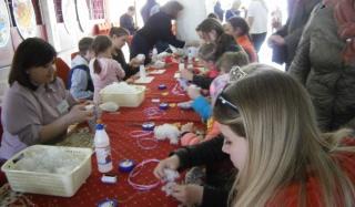 В Константиновке состоялся завершающей этап Благотворительного марафона «Теплые сердца»