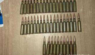 В Константиновке задержали мужчину с арсеналом оружия