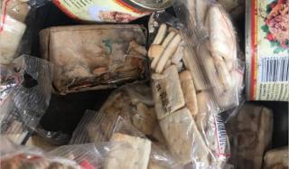 В Константиновке во время досмотра автомобиля обнаружили печенье с патронами