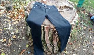 В Константиновке ранее судимый местный житель похитил из торгового павильона джинсы
