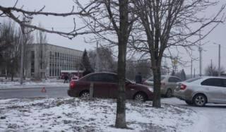 В Константиновке в результате ДТП 33-летний местный житель получил травмы