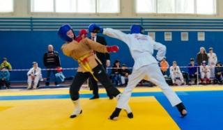 Константиновцы вторые на чемпионате области по рукопашному бою