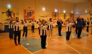 В Константиновке проведен День здоровья «Новогодний квест в КВПУ»