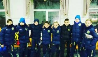 ДЮСШ «Колос» выиграла заключительный тур чемпионата Украины по футзалу