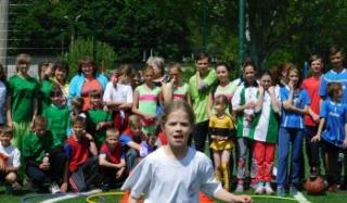 Константиновцы взяли призовое место на областных соревнованиях «Спортивная семья»