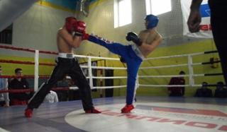 Спортсмены Константиновки взяли 24 золотые медали на чемпионате по кикбоксингу