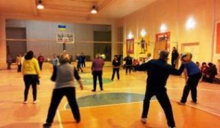 В Константиновке состоялся День здоровья среди взрослых