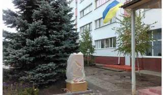 В Константиновке появится бюст Тарасу Шевченко