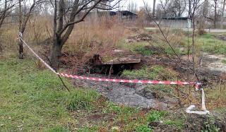 В Константиновке произошла настоящая экологическая катастрофа