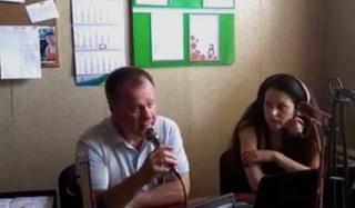 Юрий Разумный выступил на радио