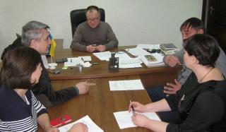 В Константиновке обсудили вопросы создания объединенной территориальной общины