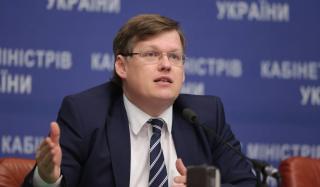 вице-премьер-министр Павел Розенко