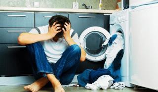 Наиболее распространенные причины поломки стиральных машин