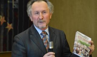 Константиновку посетит современный поэт и писатель Владимир Шовкошитный